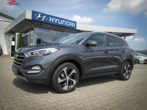 Hyundai Tucson 2.0 CRDi Advantage A T