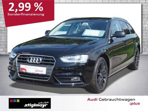 Audi A4 2.0 TDI Attraction 17`