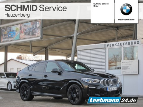 BMW X6 xDrive40d S M-Sport HK-HIFI