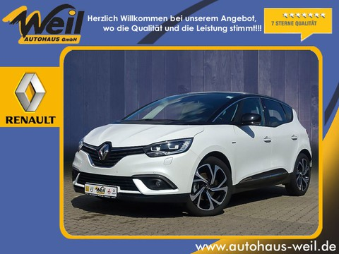 Renault Scenic Edition ENERGY TCe 140 8-FACH