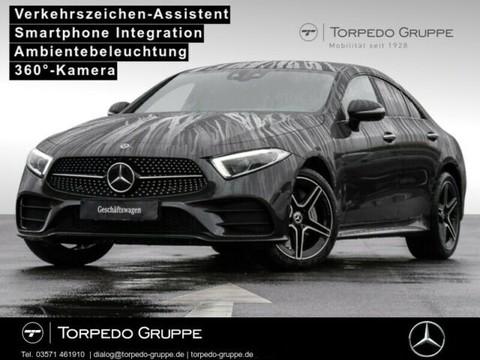 Mercedes-Benz CLS 450 COUPÉ AMG NIGHT MBUX AR