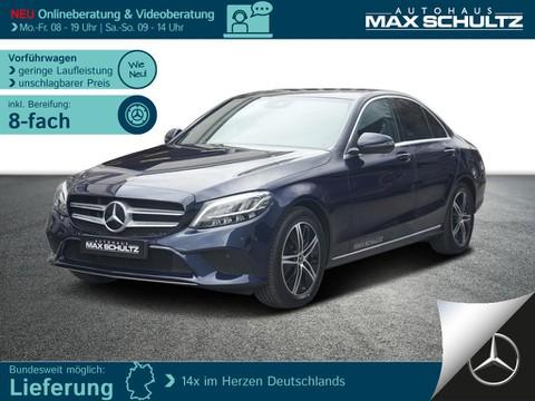 Mercedes-Benz C 180 Avantgarde Spur P
