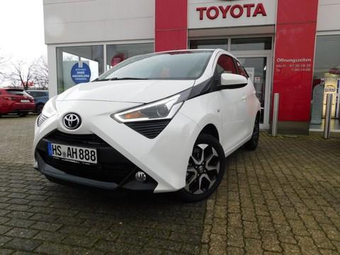 Toyota Aygo Team Deutschland Android