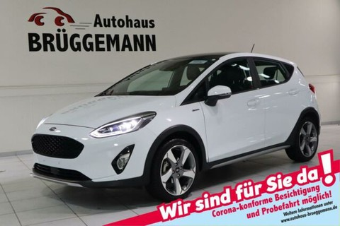 Ford Fiesta 1.0 ECOBOOST 5T ACTIVE PLUS