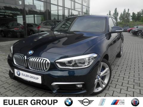 BMW 125 i A UrbanLine Multif Lenkrad