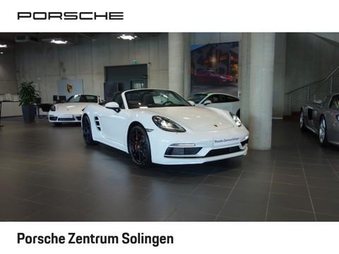 Porsche Boxster 718 S Chrono
