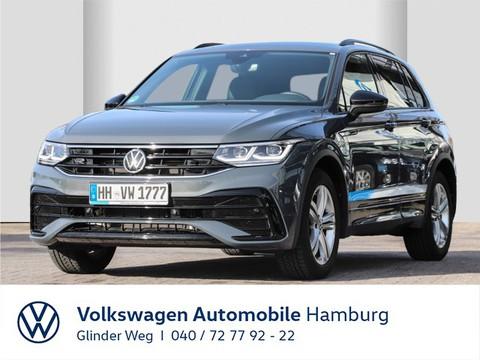 Volkswagen Tiguan 1.5 TSI R-Line Scheinwerfer