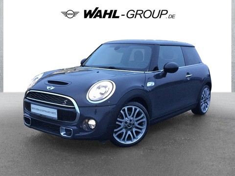 MINI Cooper S D Chili Prof