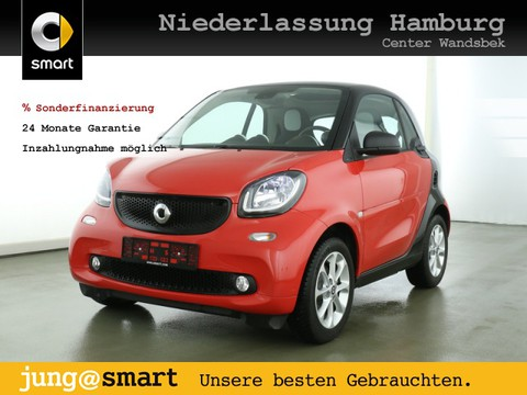 Smart ForTwo Coupé passion