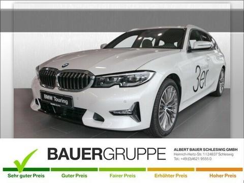 BMW 320 d Luxury Line El