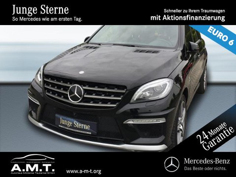 Mercedes ML 63 AMG Grad Distro