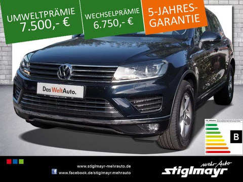 Volkswagen Touareg 3.0 TDI el Klappe 4x