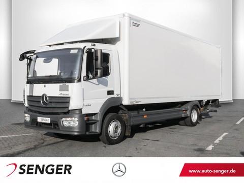 Mercedes Atego 1224L Koffer LBW