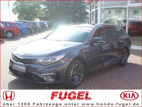 Kia Optima 1.6 T-GDI SW GT L ||Tech|LSP