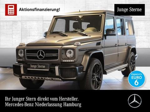 Mercedes-Benz G 63 AMG Exclusive Edition designo Exkl-Paket