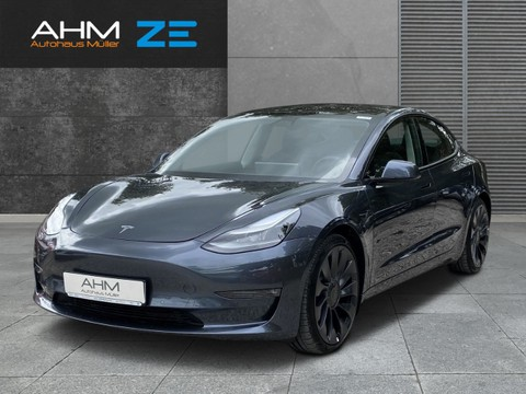 Tesla Model 3 Performance AWD Gen2 Facel 1299 Monat