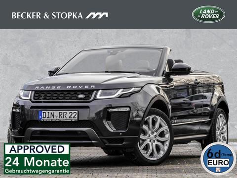 Land Rover Range Rover Evoque HSE Dynamic 180PS 20-Zoll