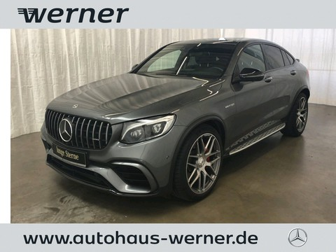 Mercedes-Benz GLC 63 AMG S AMG Coupé DriversPackage