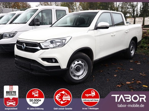 Ssangyong MUSSO 2.2 Grand e-Xdi 181 Crystal
