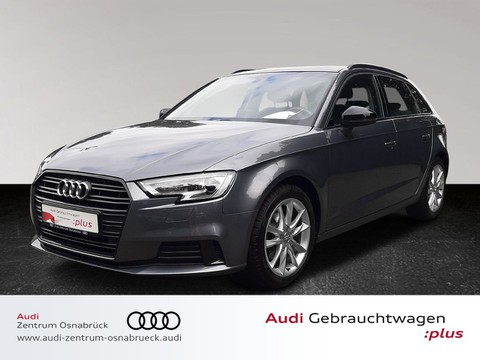 Audi A3 1.0 TFSI Sportback beh Lenkrad Optikpaket plus