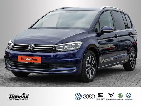 """Volkswagen Touran 2.0 TDI Comfortline """"United"""" 150PS"""
