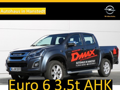 Isuzu D-Max 3.5 Double Cab Premium 6 t