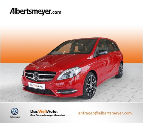Mercedes B 200 undefined