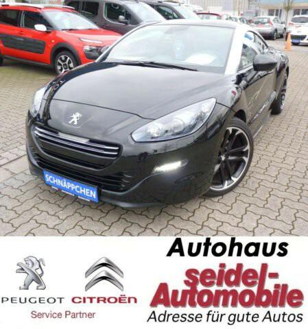 Peugeot RCZ 1.6 155 THP wenig