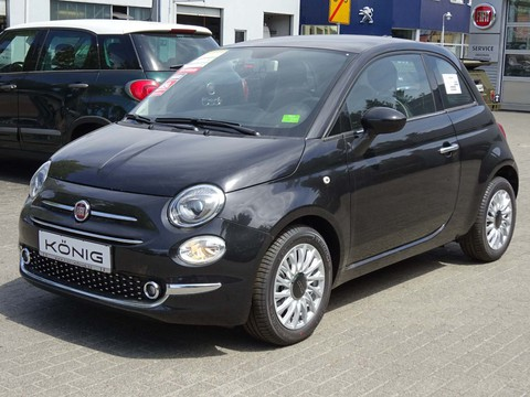 Fiat 500 Lounge TwinAir 105PS