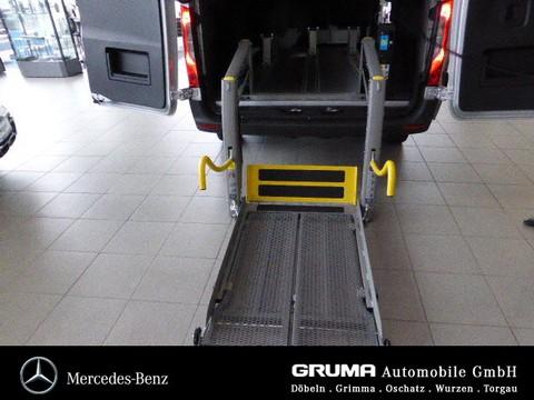 Mercedes-Benz Sprinter 319 Behindertenger el Hebeb Fahrdien