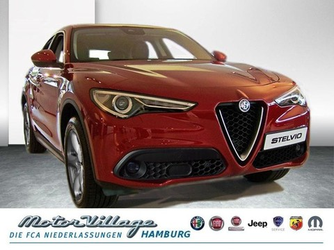 Alfa Romeo Stelvio 2.2 Super Diesel 16V 180PS