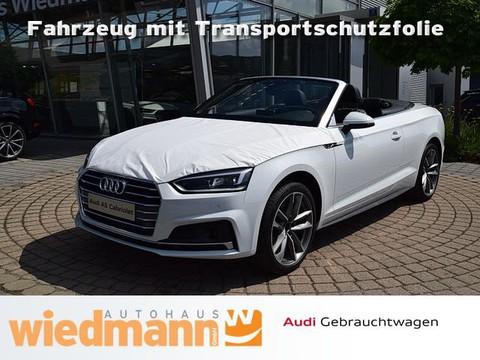 Audi A5 2.0 TFSI Cabriolet Sport 3x S line S t