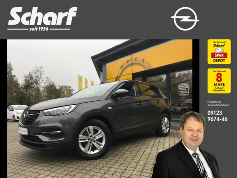 Opel Grandland X Edition Intel40