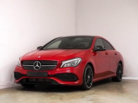 Mercedes CLA 180 Coupé AMG PANODACH HARMAN NIGHT