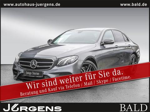 Mercedes-Benz E 220 d AMG-Sport Night