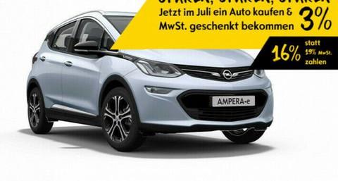 Opel Ampera e Ultimate Elektro Umweltbonus