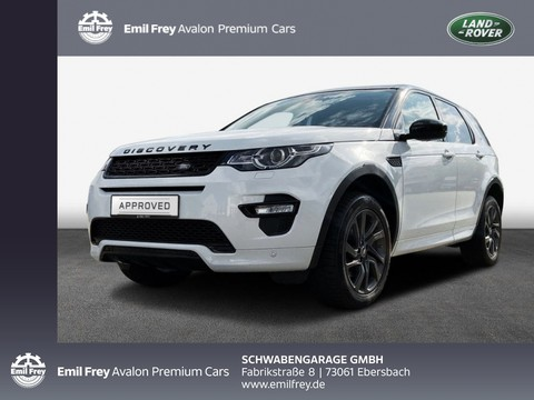 Land Rover Discovery Sport TD4 SE 19-Zoll