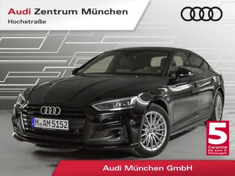 Audi A5 2.0 TDI qu Sportback S line Black Edition Assistenz 19Zoll Technology