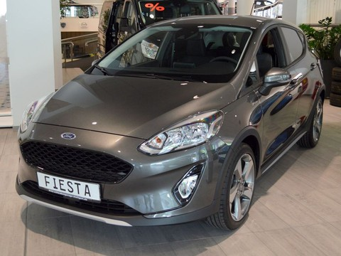 Ford Fiesta 1.0 Active EcoBoost 100PS