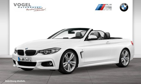 BMW 428 i Cabrio M Sportpaket Prof Display Speed Limit Info Lichtpaket