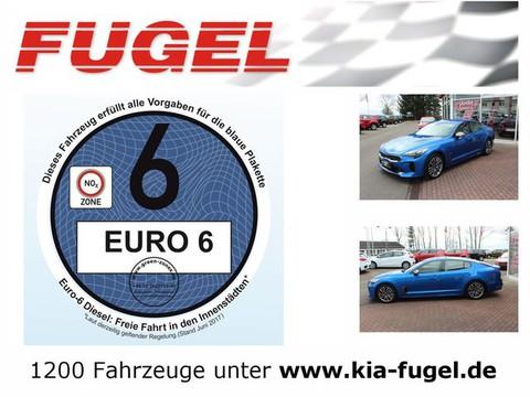 Kia Stinger 2.2 CRDi GT-Line Exclusive Technology P