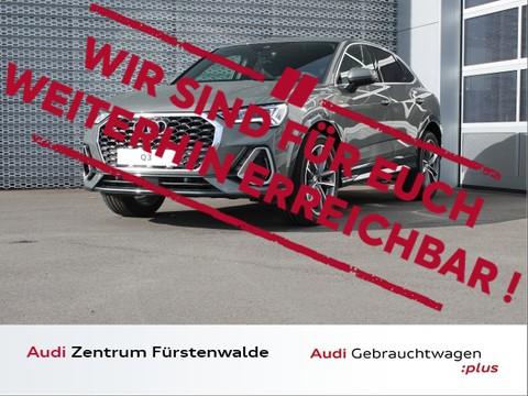 Audi Q3 Sportback 40 TDI qu S line