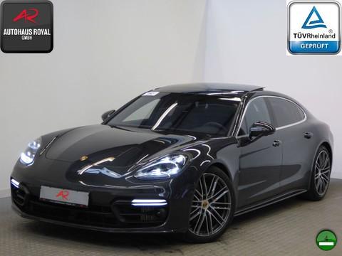 Porsche Panamera 4S LANG CARBON SPORT