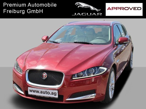 Jaguar XF 1.9 V6 S PORTFOLIO APPROVED %