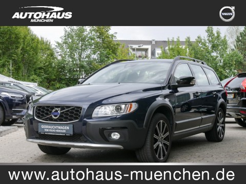 Volvo XC 70 D5 AWD Black Edition