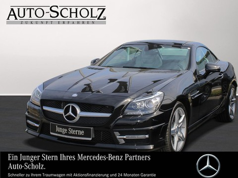 Mercedes SLK 200 AMG-STYLING PANODACH