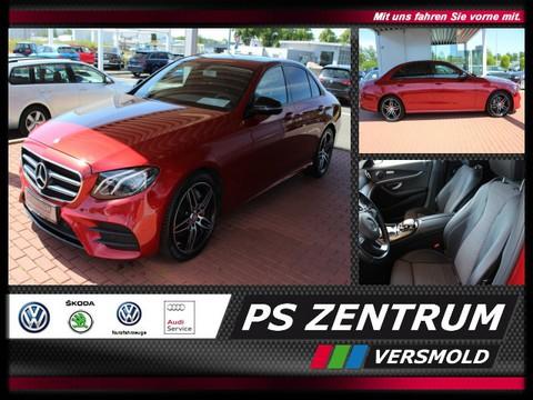 Mercedes-Benz E 220 Avantgarde AMG Line