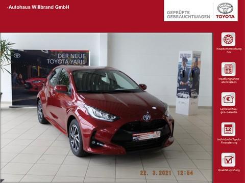 Toyota Yaris 1.5 Hybrid elektrisch ohne