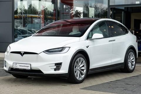 Tesla Model X 90D Autopilot Werksgarantie 36Monate