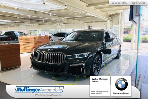BMW 745 0.5 e iPerformance M-Sportpaket % Haka Massage V